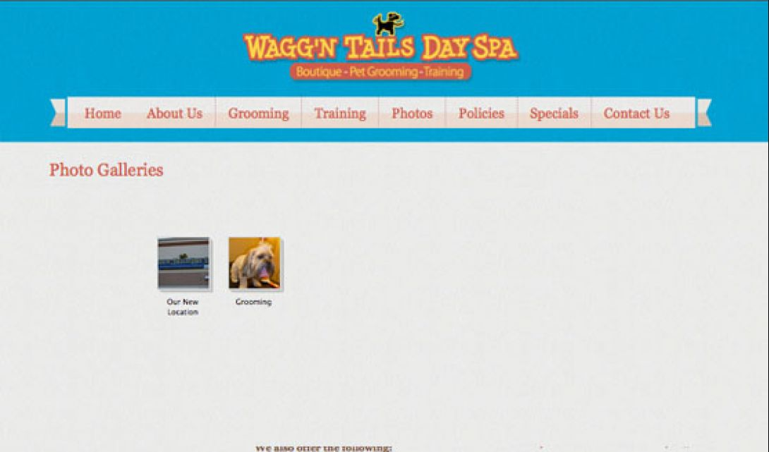 Wagg'n Tails Day Spa - 4