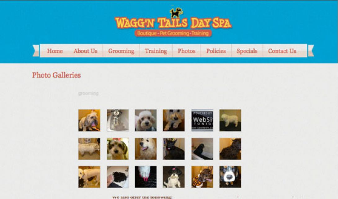 Wagg'n Tails Day Spa - 5