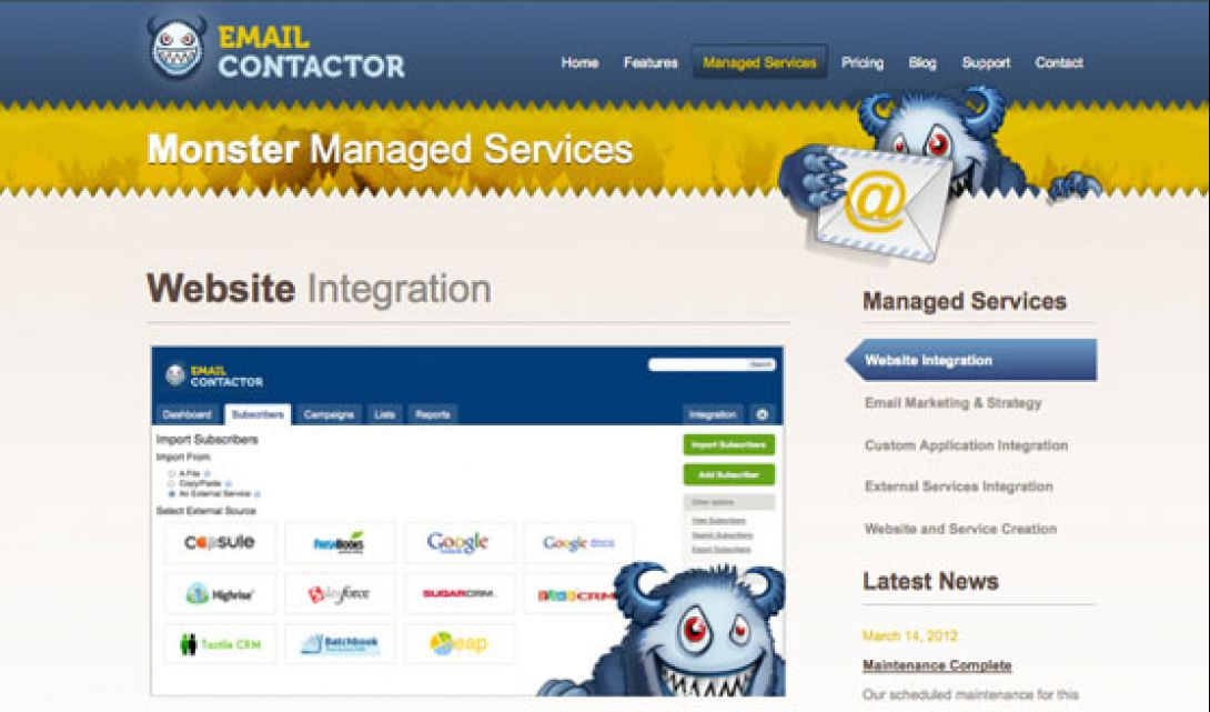 emailContactor.com - 3