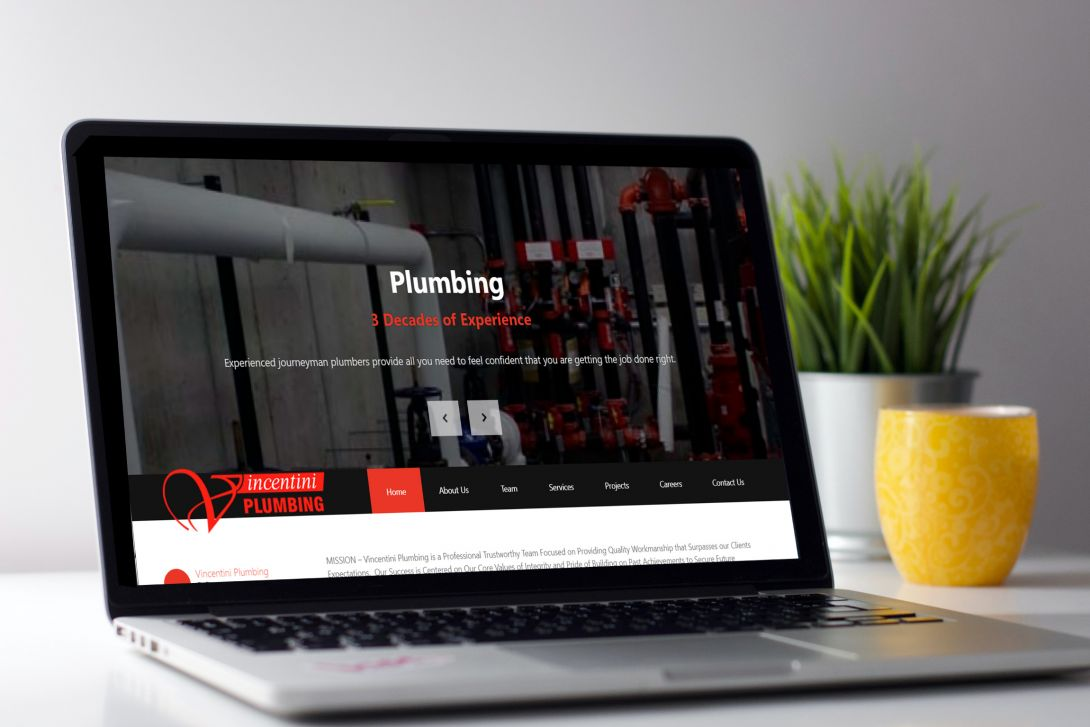 Vincentini Plumbing Update - 1