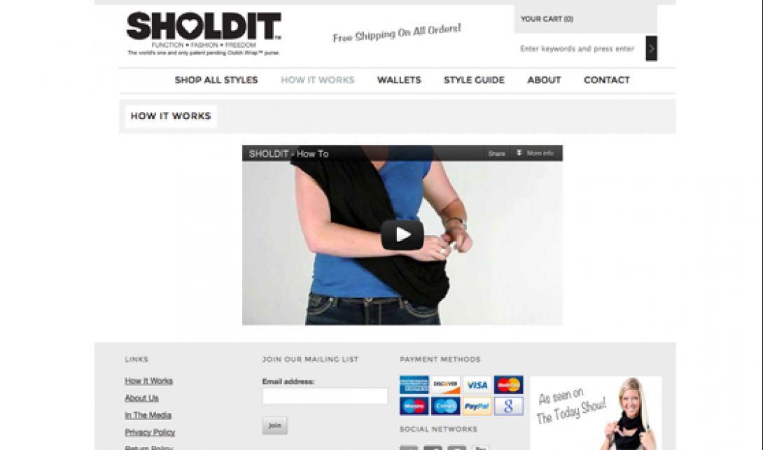 Sholdit™ - 3