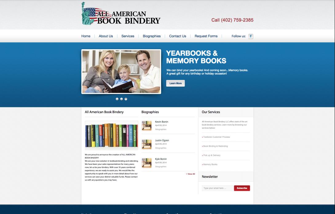 All American Book Bindery, Inc. - 2
