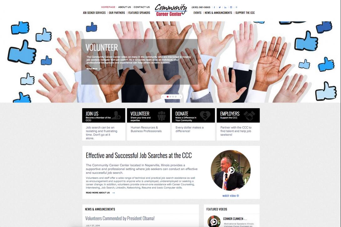Community Career Center Chicago - 1