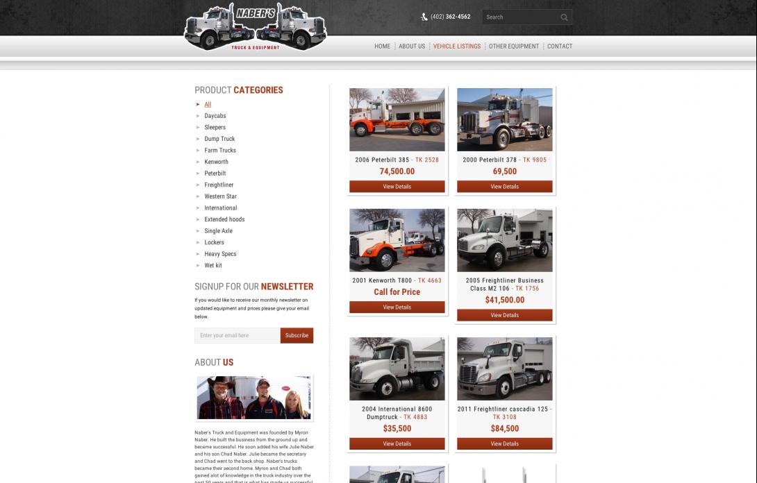 Nabers Truck & Equipment - 1