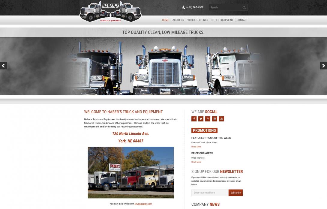 Nabers Truck & Equipment - 2