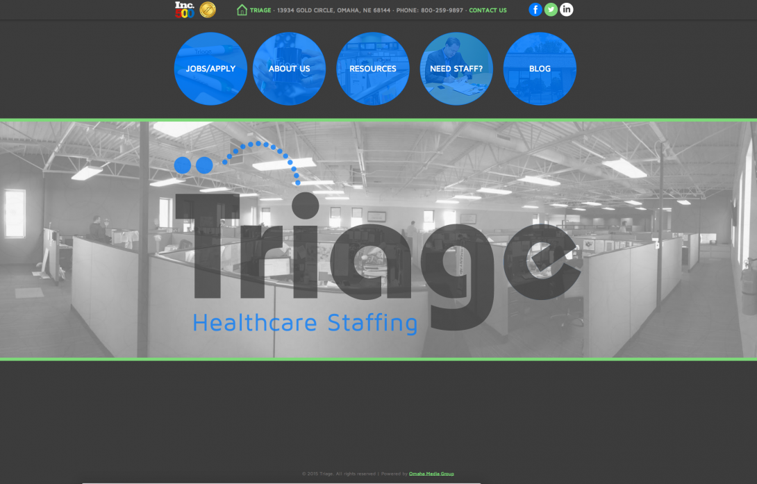 Triage Staffing v2.0 - 1