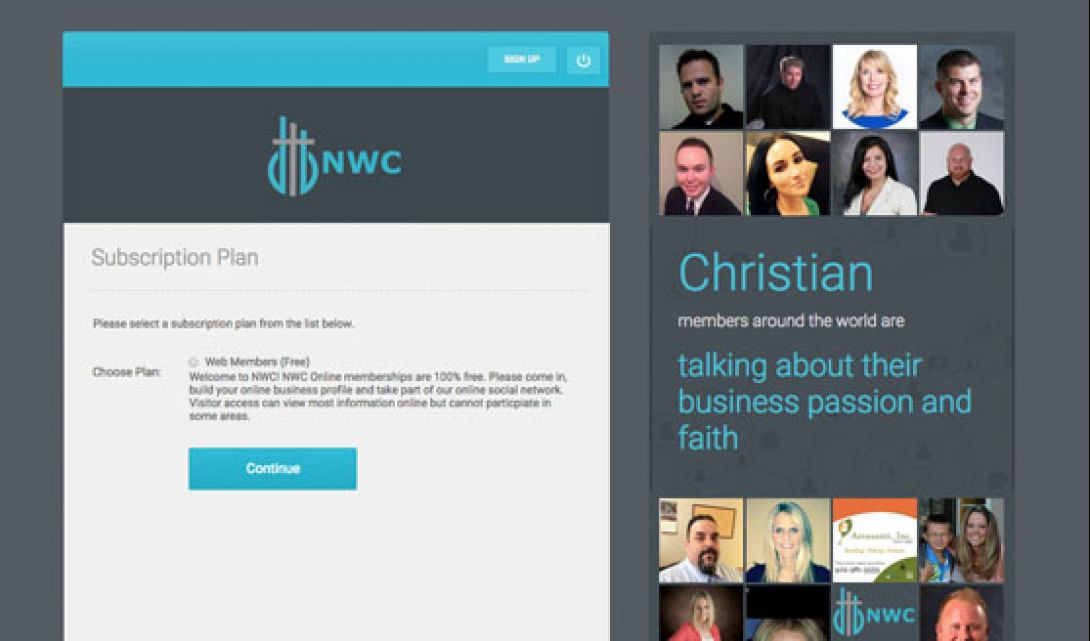 Network With Christians - 5
