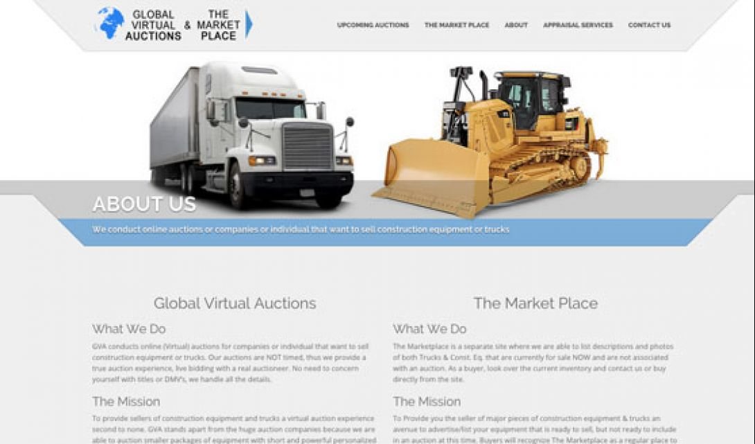 Global Virtual Auctions - 2