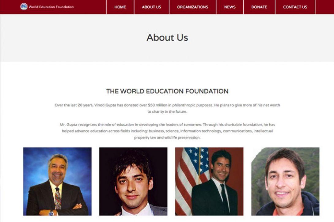 World Education Foundation - 2
