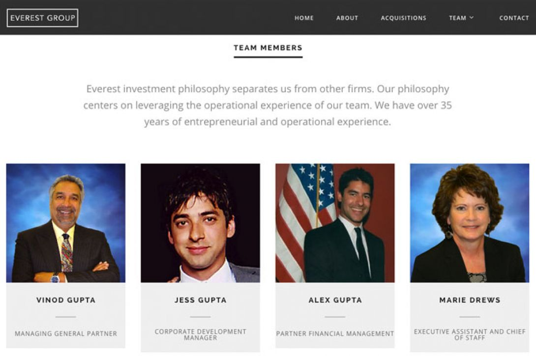 Everest Group LLC - 5