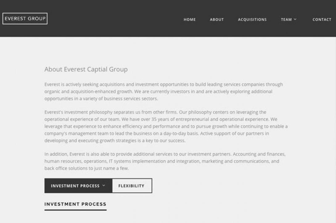 Everest Group LLC - 2