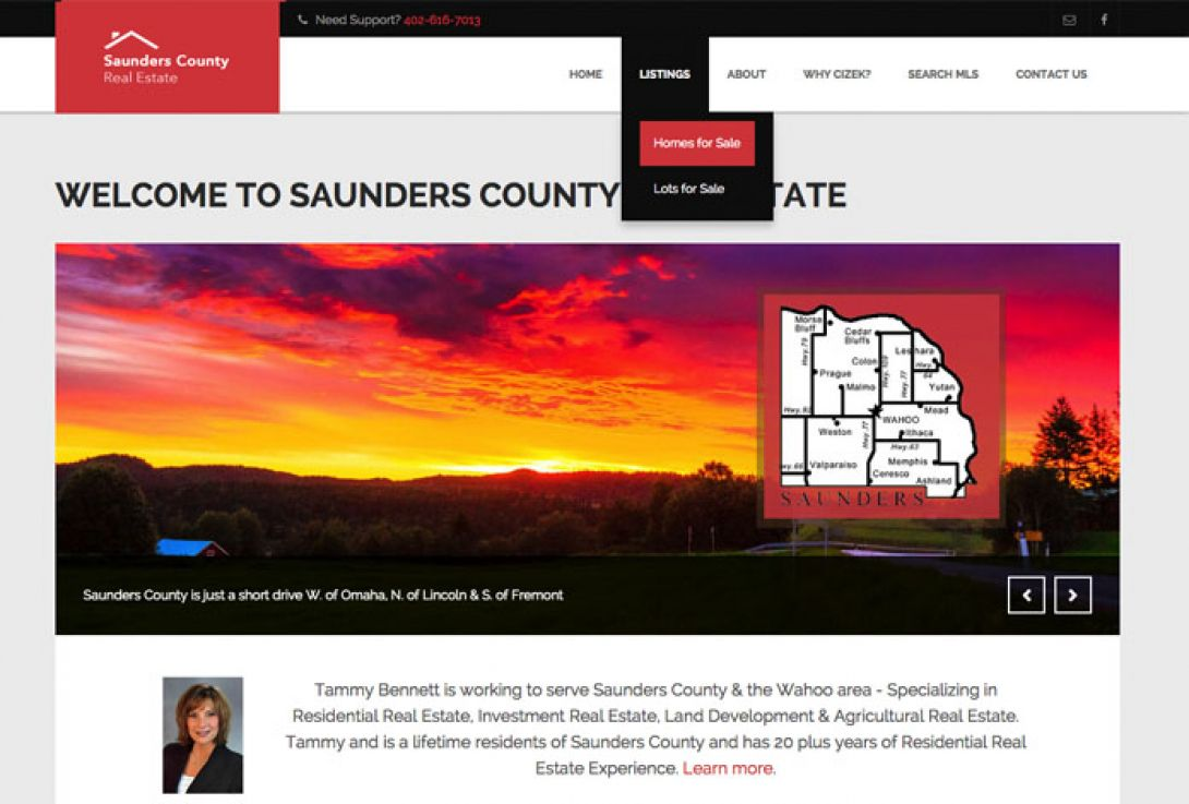 Saunders County Real Estate - 1