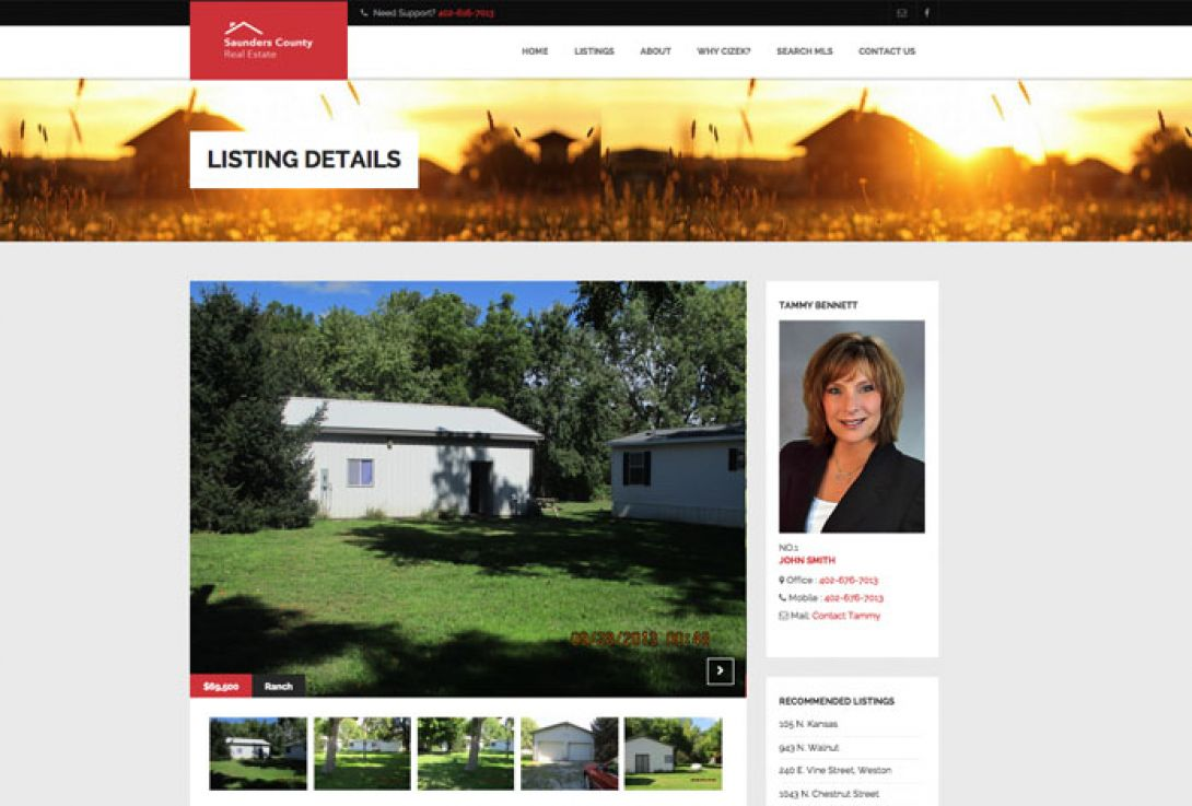 Saunders County Real Estate - 3