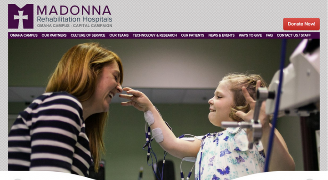 Madonna Rehabilitation Hospitals Omaha Campus Foundation - 1