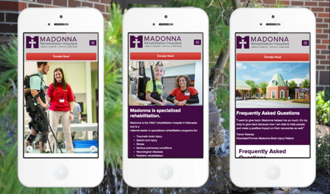 Madonna Rehabilitation Hospitals Omaha Campus Foundation - 4