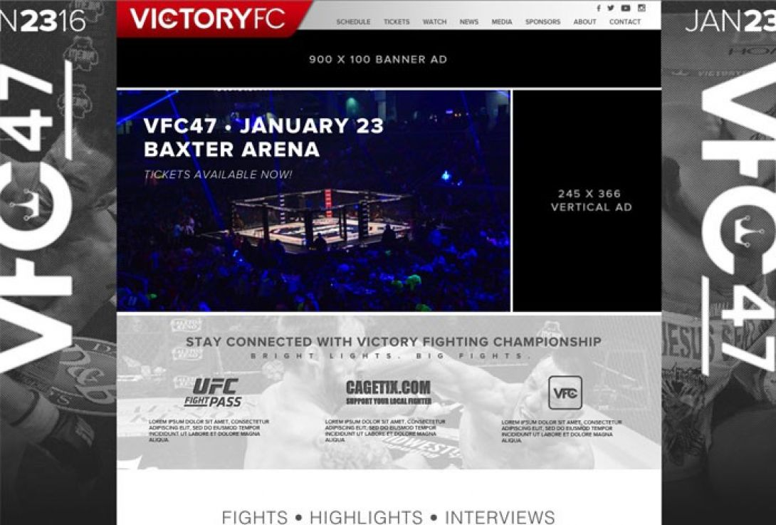 Victory Fighting Championships v3 - 1