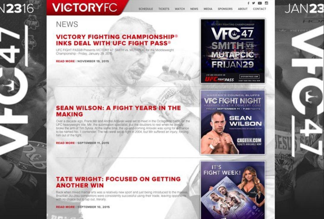 Victory Fighting Championships v3 - 2
