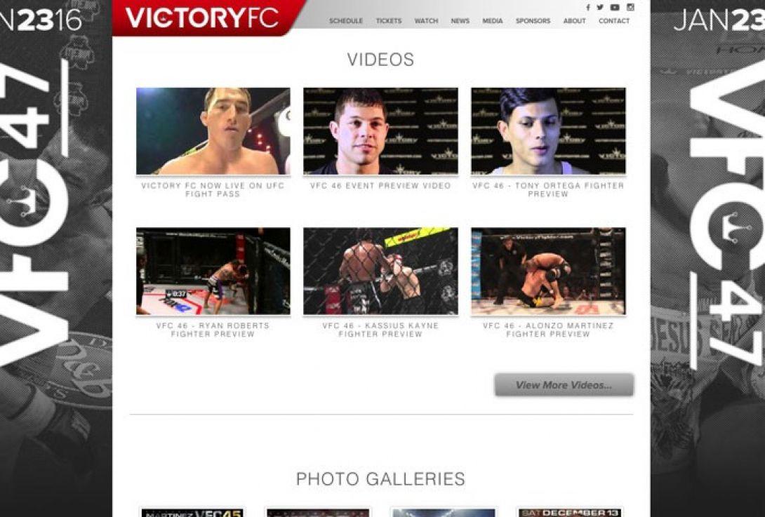 Victory Fighting Championships v3 - 4