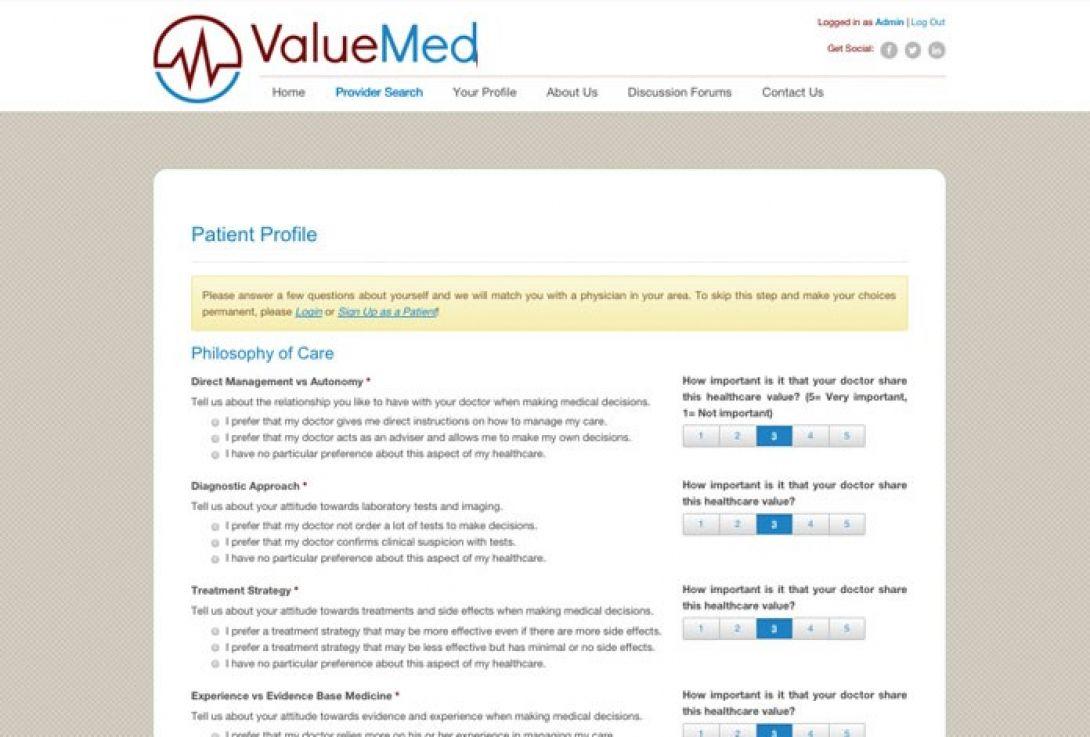 ValueMed.org - 2