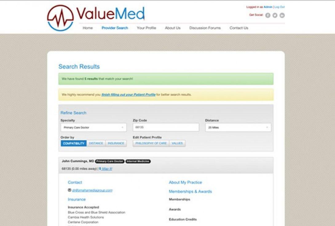 ValueMed.org - 4