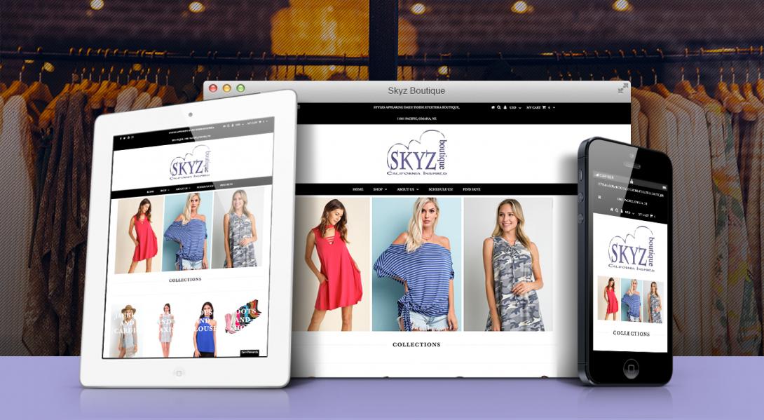 SKYZ Boutique - 1