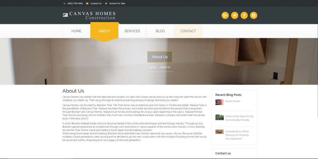Canvas Homes - 2