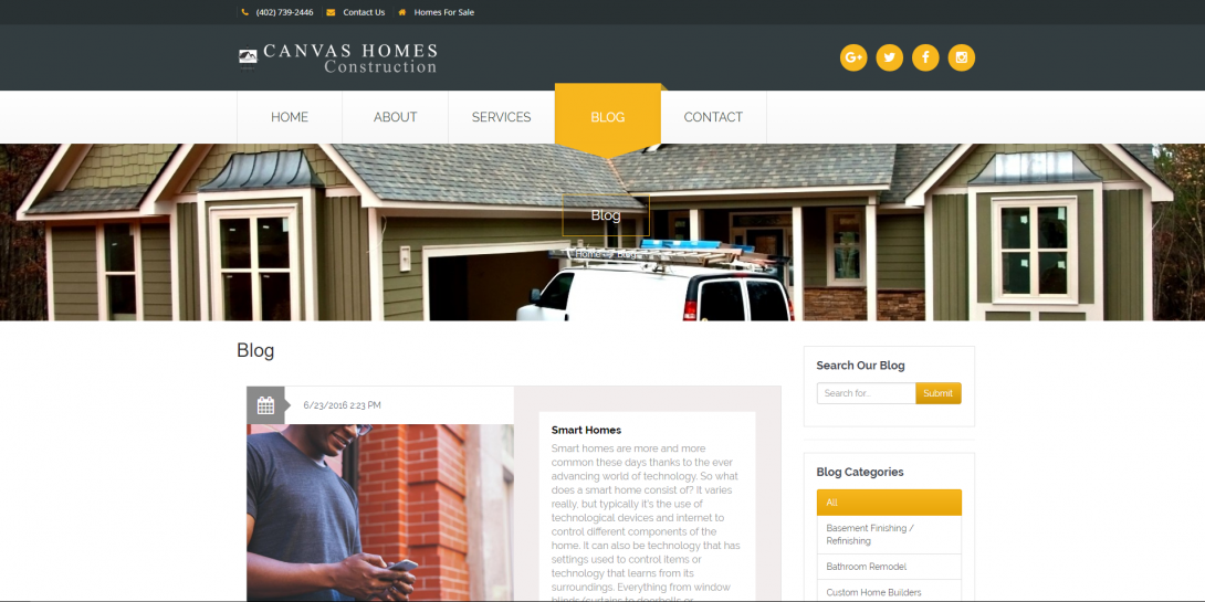 Canvas Homes - 3