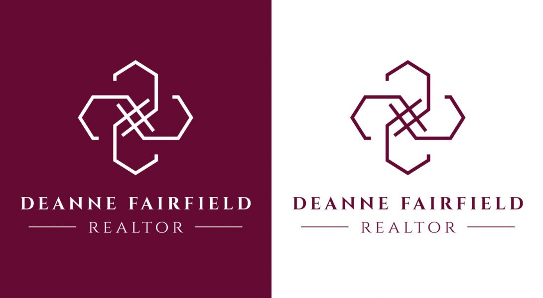 Deanne Fairfield - Logo Design - 3