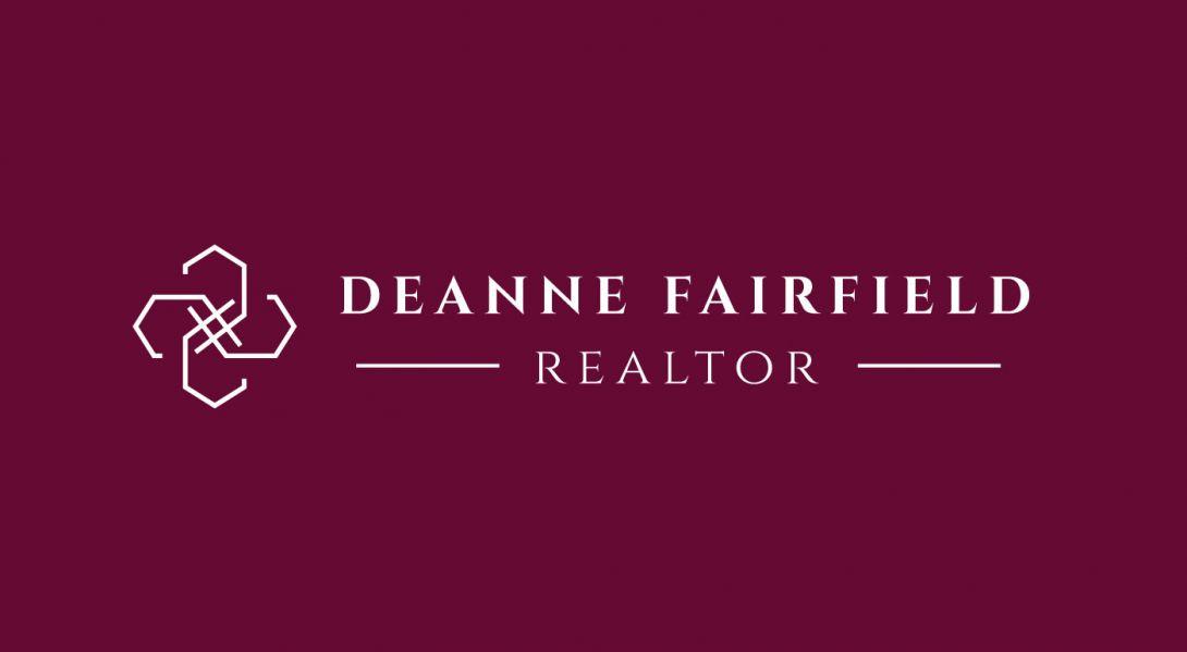 Deanne Fairfield - Logo Design - 4