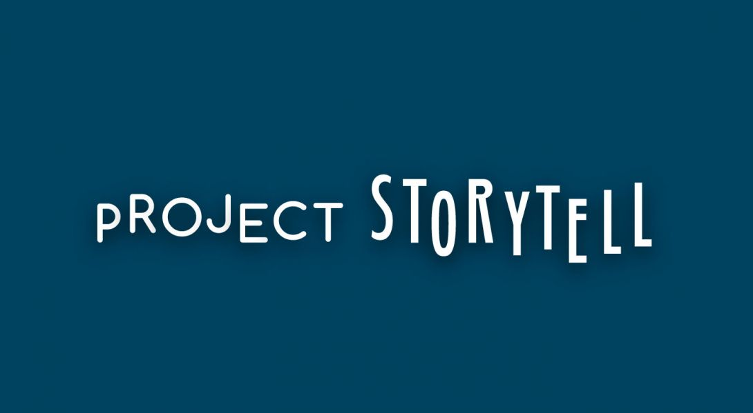 Project Storytell - Logo Design - 3