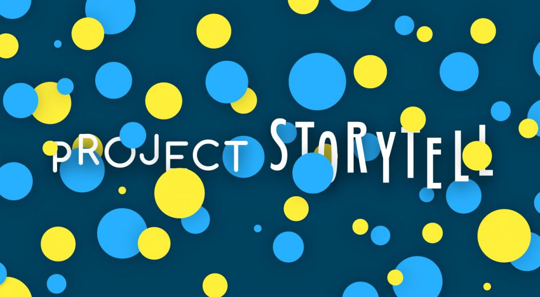 Project Storytell - Logo Design - 5