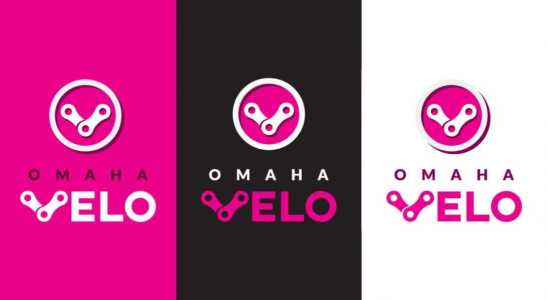 Omaha Velo - Logo Design - 3