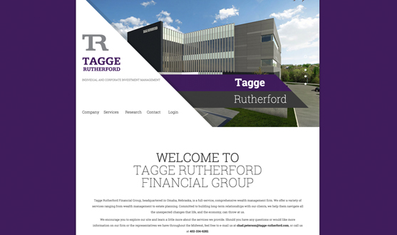 Omaha Media Group Launches Tagge Rutherford